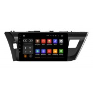 Штатная магнитола Roximo 4G RX-1103 для Toyota Corolla e160 (Android 6.0)