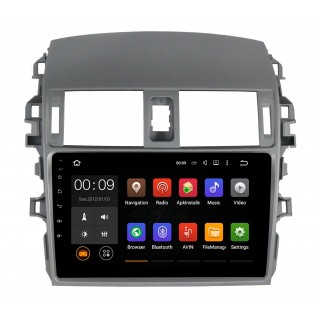 Штатная магнитола Roximo 4G RX-1104 для Toyota Corolla e150 (Android 6.0)