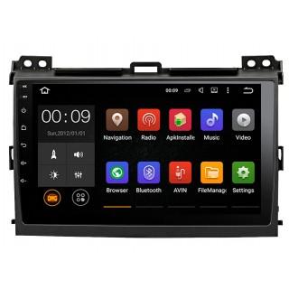 Штатная магнитола Roximo 4G RX-1105 для Toyota Land Cruiser Prado 120 (Android 6.0)