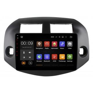 Штатная магнитола Roximo 4G RX-1120 для Toyota Rav4 2006 (Android 6.0)