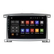 Штатная магнитола Roximo 4G RX-1123 для Toyota Land Cruiser 100 (Android 6.0)