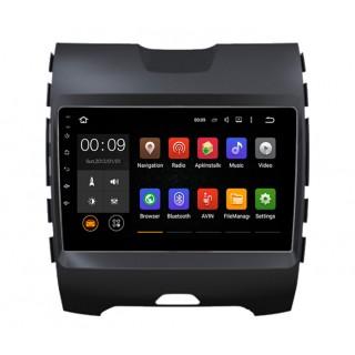 Штатная магнитола Roximo 4G RX-1712 для Ford Edge (Android 6.0)