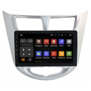 Штатная магнитола Roximo 4G RX-2003 для Hyundai Solaris (Android 6.0)