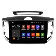 Штатная магнитола Roximo 4G RX-2010 для Hyundai Creta (Android 6.0)
