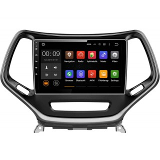 Штатная магнитола Roximo 4G RX-2202 для Jeep Cherokee (Android 6.0)