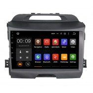 Штатная магнитола Roximo 4G RX-2313 для KIA Sportage 3 (Android 6.0)