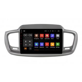 Штатная магнитола Roximo 4G RX-2317 для KIA Sorento 3 Prime (Android 6.0)