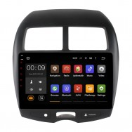 Штатная магнитола Roximo 4G RX-2614 для Mitsubishi ASX (Android 6.0)