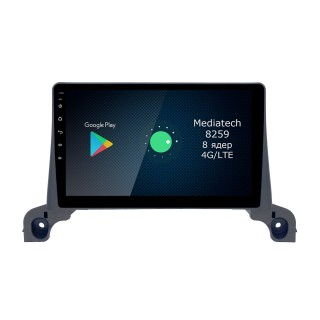 Штатная магнитола Roximo 4G RX-2903 для Peugeot 3008 (Android 6.0)