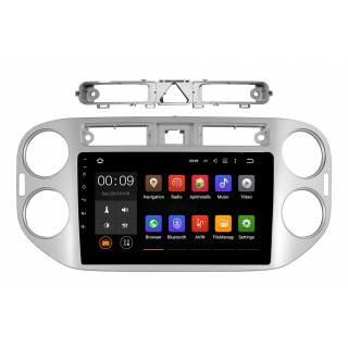 Штатная магнитола Roximo 4G RX-3704 для Volkswagen Tiguan (Android 6.0)