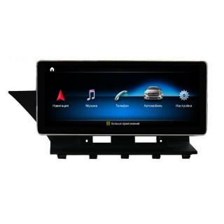 Штатная магнитола Roximo RW-1225Q для Mercedes Benz GLK X204 2008-2012 NTG 4.0