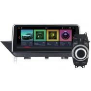 Штатная магнитола Roximo RW-2704D для BMW X1 E84(2009-2015) для комплектации без штатного дисплея, iDrive