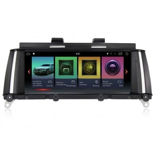 Штатная магнитола Roximo RW-2715C для BMW X3 F25(2011-2013) CIC