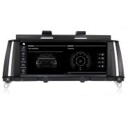 Штатная магнитола Roximo RW-2715QC для BMW X3 F25(2011-2013) CIC