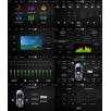 Штатная магнитола CarDroid RD-2321FM для KIA Cerato 2 кондиционер (Android 9.0) DSP