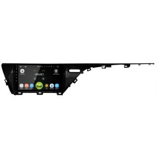 Штатная магнитола CarDroid RD-1128F для Toyota Camry v70 (Android 6.0)