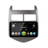 Штатная магнитола CarDroid RD-1310F для Chevrolet Aveo 3 2011 (Android 8.0)