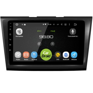 Штатная магнитола CarDroid RD-1707F для Ford Taurus (Android 9.0) DSP