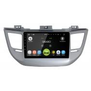 Штатная магнитола CarDroid RD-2013F для Hyundai Tucson 2016 (Android 9.0) DSP