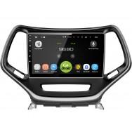 Штатная магнитола CarDroid RD-2202F для Jeep Cherokee (Android 6.0)