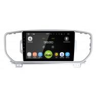 Штатная магнитола CarDroid RD-2319F для KIA Sportage 4 (Android 8.0)