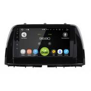 Штатная магнитола CarDroid RD-2410F для Mazda CX-5 (Android 8.0)