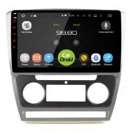 Штатная магнитола CarDroid RD-3202FS для Skoda Octavia A5 (Android 9.0) DSP
