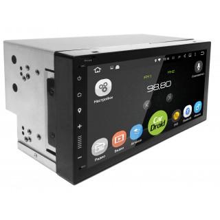 Штатная магнитола CarDroid RD-1005D 2DIN Универсальная 7 Slim (Android 8.0)