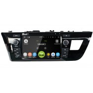 Штатная магнитола Roximo CarDroid RD-1103 для Toyota Corolla E160 (Android 5.1.1)