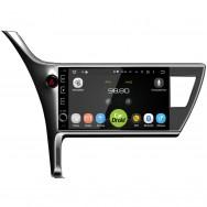 Штатная магнитола Roximo CarDroid RD-1125 для Toyota Corolla E170 E180 (Android 8.0)