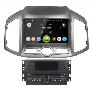 Штатная магнитола CarDroid RD-1303 для Chevrolet Captiva (Android 8.0)