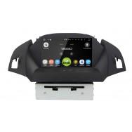 Штатная магнитола CarDroid RD-1706D для Ford Kuga (Android 8.0)