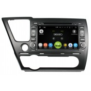 Штатная магнитола CarDroid RD-1902 для Honda Civic 9 4D (Android 8.0)
