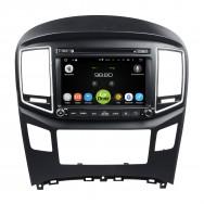 Штатная магнитола CarDroid RD-2017D для Hyundai Starex, H1 2016 (Android 8.0)