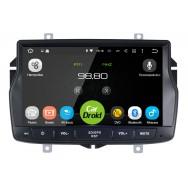 Штатная магнитола CarDroid RD-3003D  для Lada Vesta (Android 8.0) без DVD DSP