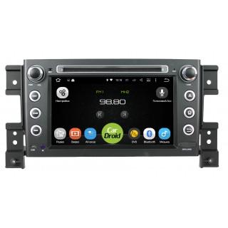 Штатная магнитола CarDroid RD-3503D для Suzuki Grand Vitara 2 (Android 9.0) DSP