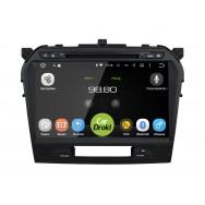 Штатная магнитола Roximo CarDroid RD-3504 для Suzuki Vitara 2 2015 (Android 5.1.1)
