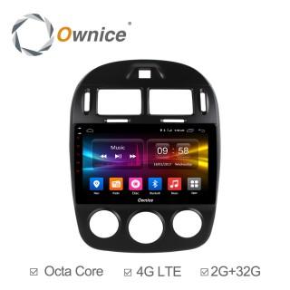 Штатная магнитола Ownice C500+ S1741P для KIA Cerato 1 (Android 6.0)