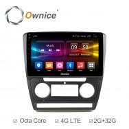 Штатная магнитола Ownice C500+ S1920P для Skoda Octavia A5 (Android 6.0)