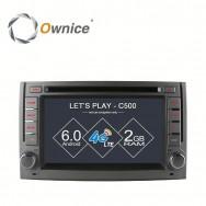 Штатная магнитола Ownice C500 S6782G для Hyundai Starex, H1 (Android 6.0)