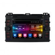 Штатная магнитола Ownice C500 S7603G для Toyota Land Cruiser Prado 120 (Android 6.0)