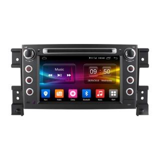 Штатная магнитола Ownice C500 S7621G для Suzuki Grand Vitara 2005-2011 (Android 6.0)