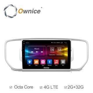 Штатная магнитола Ownice C500+ S9733P для KIA Sportage 4 (Android 6.0)