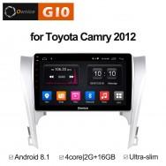 Штатная магнитола Ownice G10 S1607E для Toyota Camry v50 (Android 8.1)