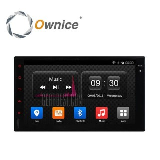 Штатная магнитола Ownice G10 S7001E 2 Din Универсальная (Android 8.1)