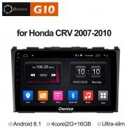 Штатная магнитола Ownice G10 S9640E для Honda CR-V 3 (Android 8.1)