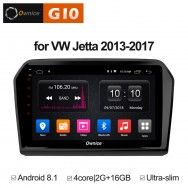 Штатная магнитола Ownice G10 S9911E для Volkswagen Jetta 2013-2017 (Android 8.1)