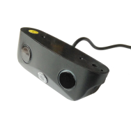 Парковочный радар со встроенной камерой (2 датчика)