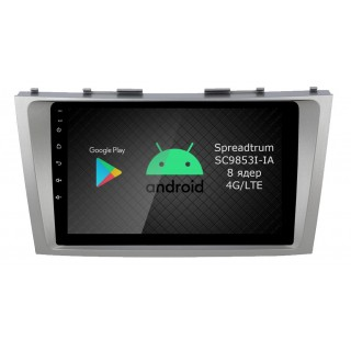 Штатная магнитола Roximo RI-1108 для Toyota Camry v40 (Android 9.0)