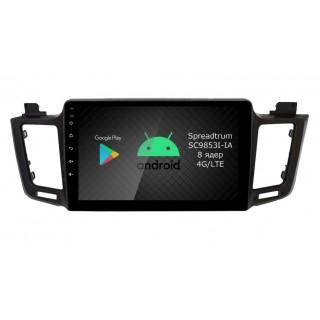 Штатная магнитола Roximo RI-1110 для Toyota Rav4, 2013-2018 (Android 9.0)